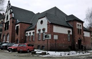 Das heutige Gebäude Werner-Voßdamm 54a, in dem sich früher das SA-Gefängnis befand. (Foto: Malte Lührs)
